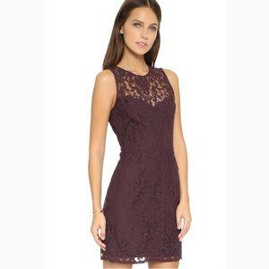 BB Dakota Gabby lace dress size 6